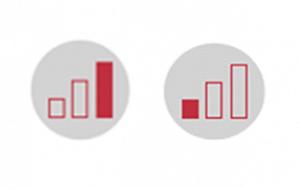 گراف سایز های آچار آلن (Allen Key)
