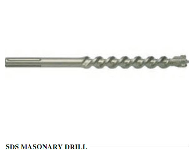 SDS MASONARY DRILL