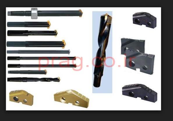 مته های برگی SPADE DRILL & FLAT DRILLبرای سوراخکاری (( حفر)) فولاد